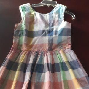 Multi Color girl dress